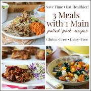 3 Meals with 1 Main Dish: Slow-Cooker Pulled Pork Recipes