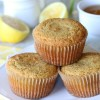 Lemon Poppy Seed Muffins {GF, DF}