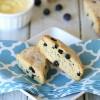Almond Flour Blueberry Scones {Grain-Free, Dairy-Free Option}