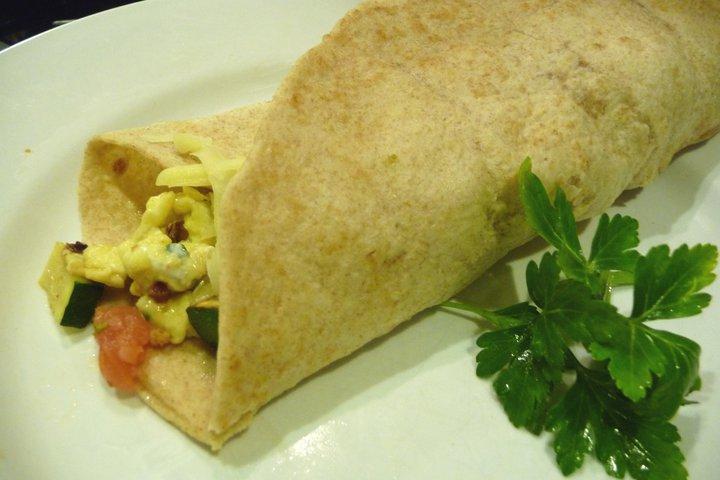 Good Morning Breakfast Burrito