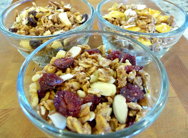 Step Two: Baking The Best Soaked Granola