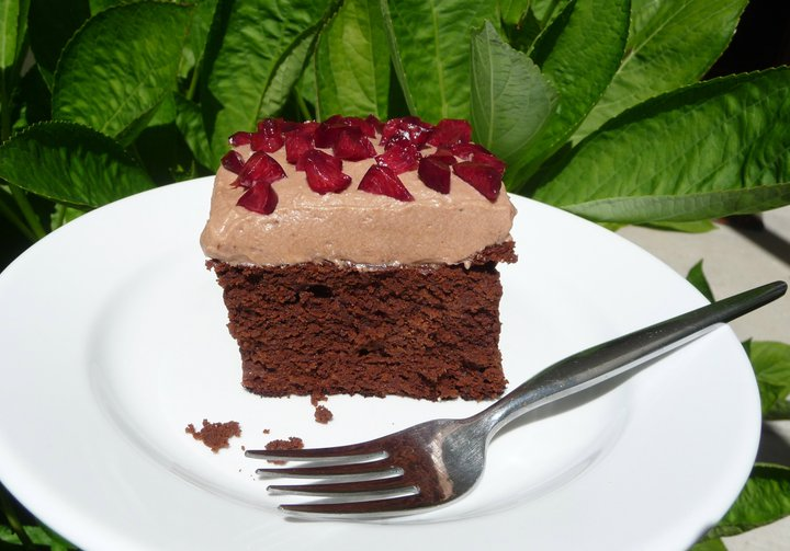 Chocolate Cream Frosting (GF)