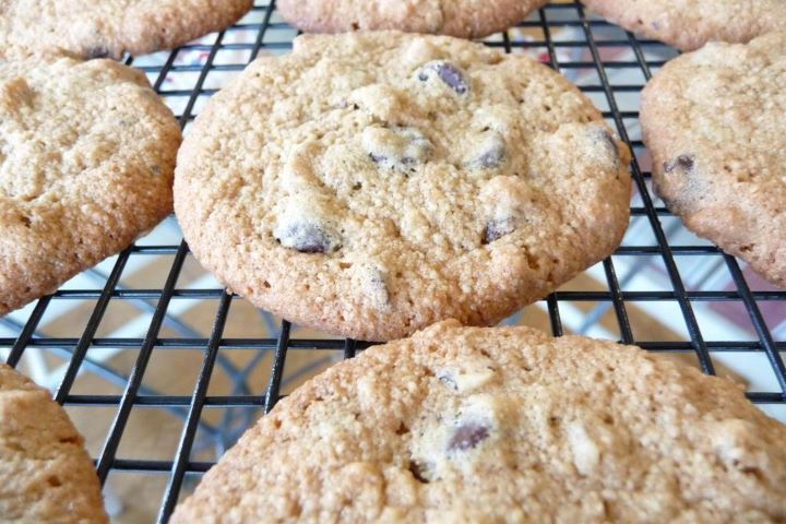 Our Favorite Almond Flour Chocolate Chip Cookies (GF)