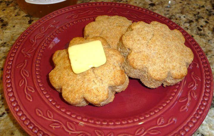 Spelt Buttermilk Biscuits (or Scones!)