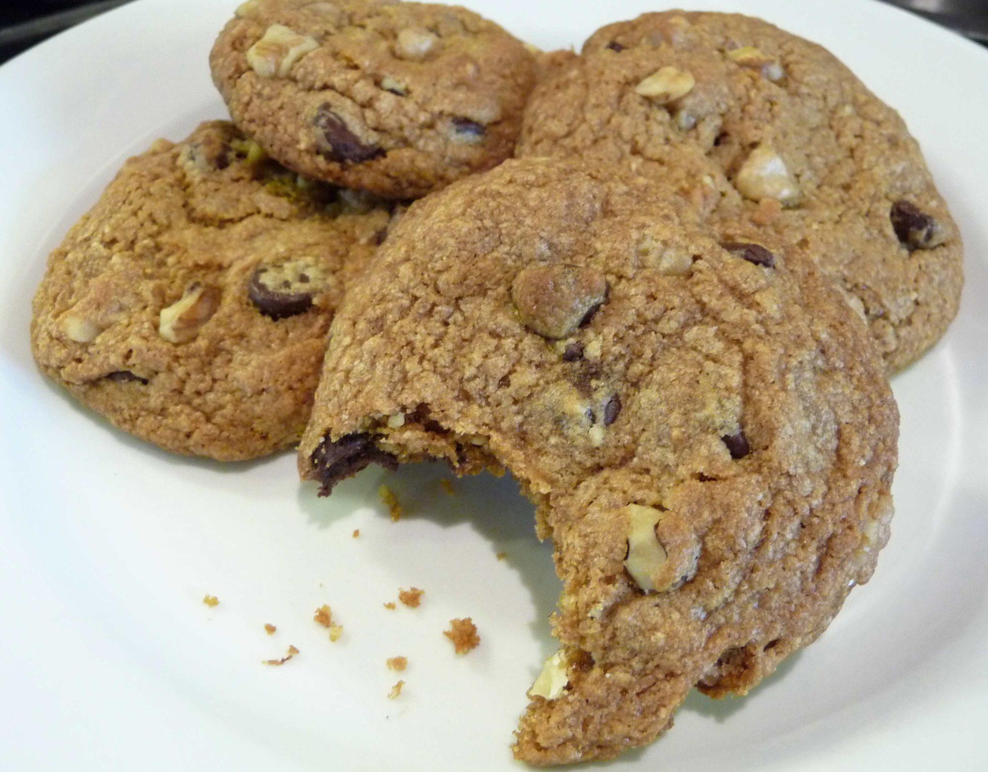 Gotta Love Chocolate Chip Cookies - The Nourishing Home