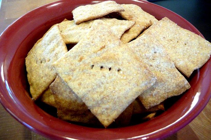 Spelt-Thins Crackers