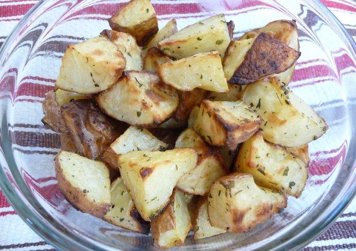 Roasted Herb Potatoes (GF)