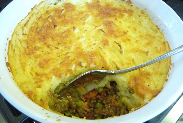 Easy Shepherd's Pie (GF)