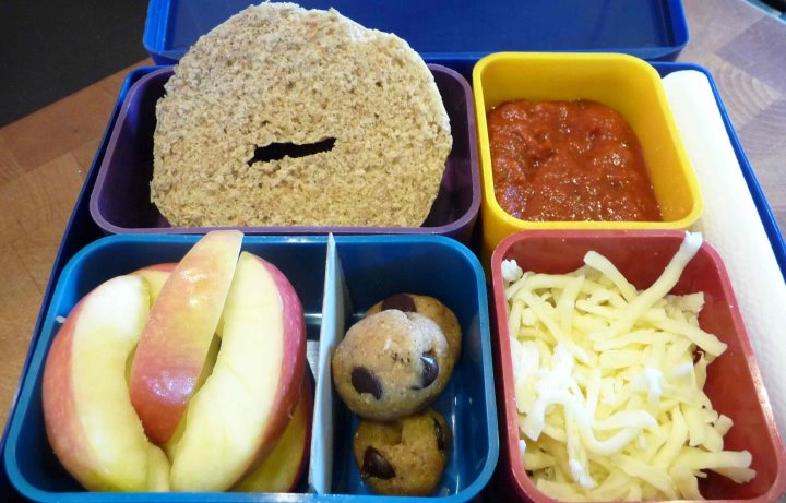 """Healthy Homemade """"Lunchables"""" - The"""
