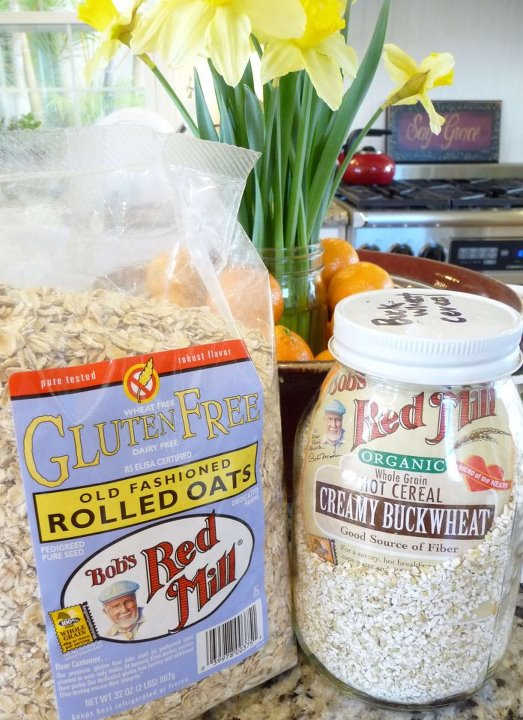 how to cook soaked buckwheat