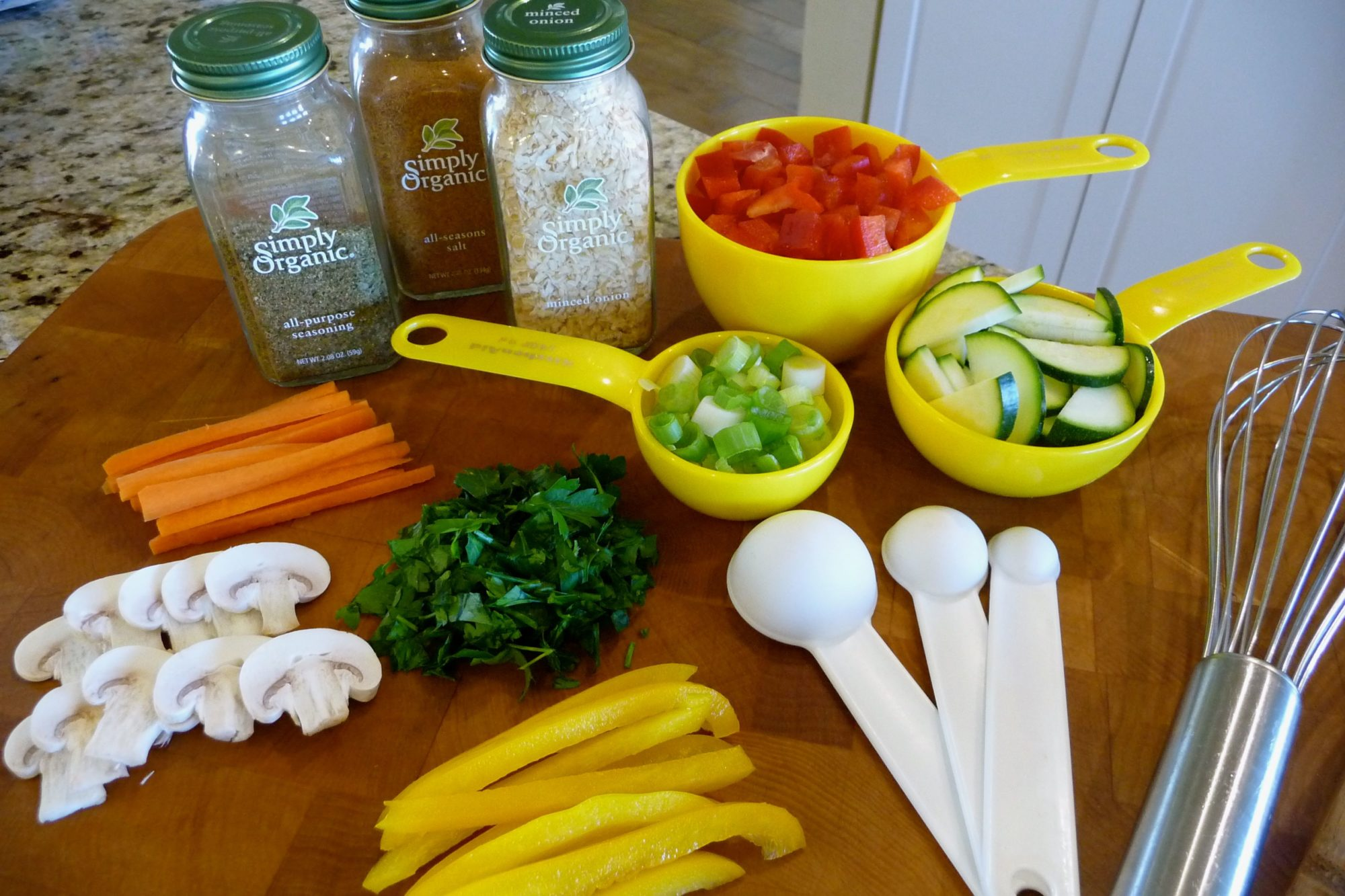 "The Secret of Success: ""Mise en Place!"" - The Nourishing Home"