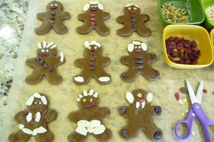 Gf Gingerbread Cookie Cut Outs Df Option