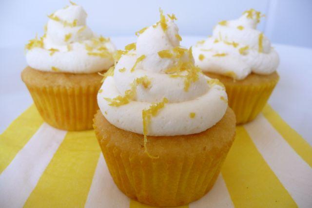 Creamy Lemon Frosting (GF)