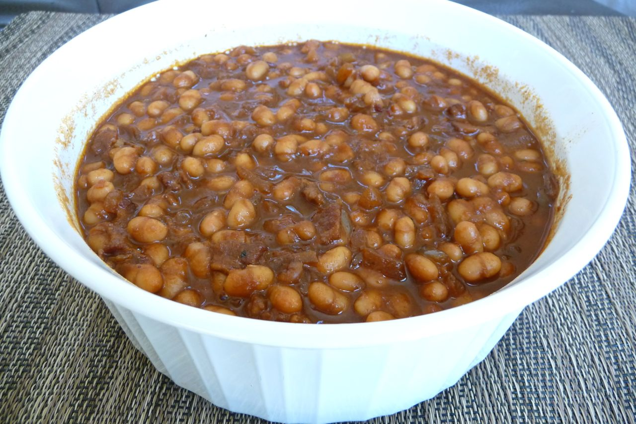 baked beans in the crock pot bark s baked beans baked beans from ...
