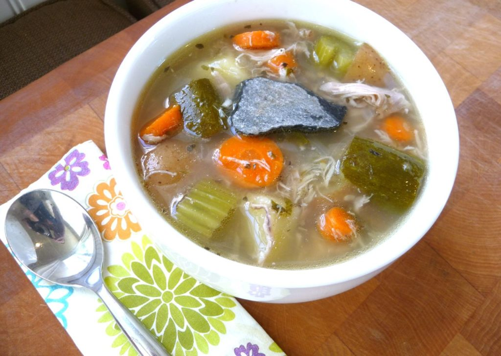 Stone Soup is a Free Recipe by Kelly Smith from The Nourishing Home!