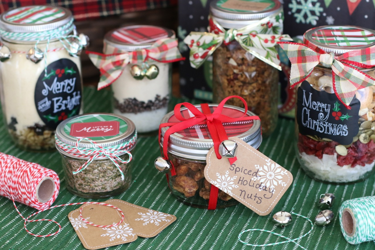 Delicious Homemade Gf Holiday Gifts In A Jar The