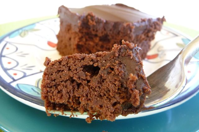 Easy Chocolate Ganache Icing (DF Option)