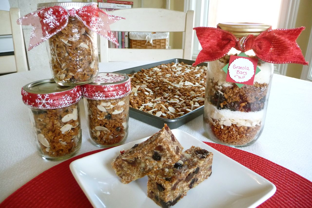 made with love granola gifts special guest post the