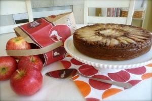 Apple Streusel Cake (GF)