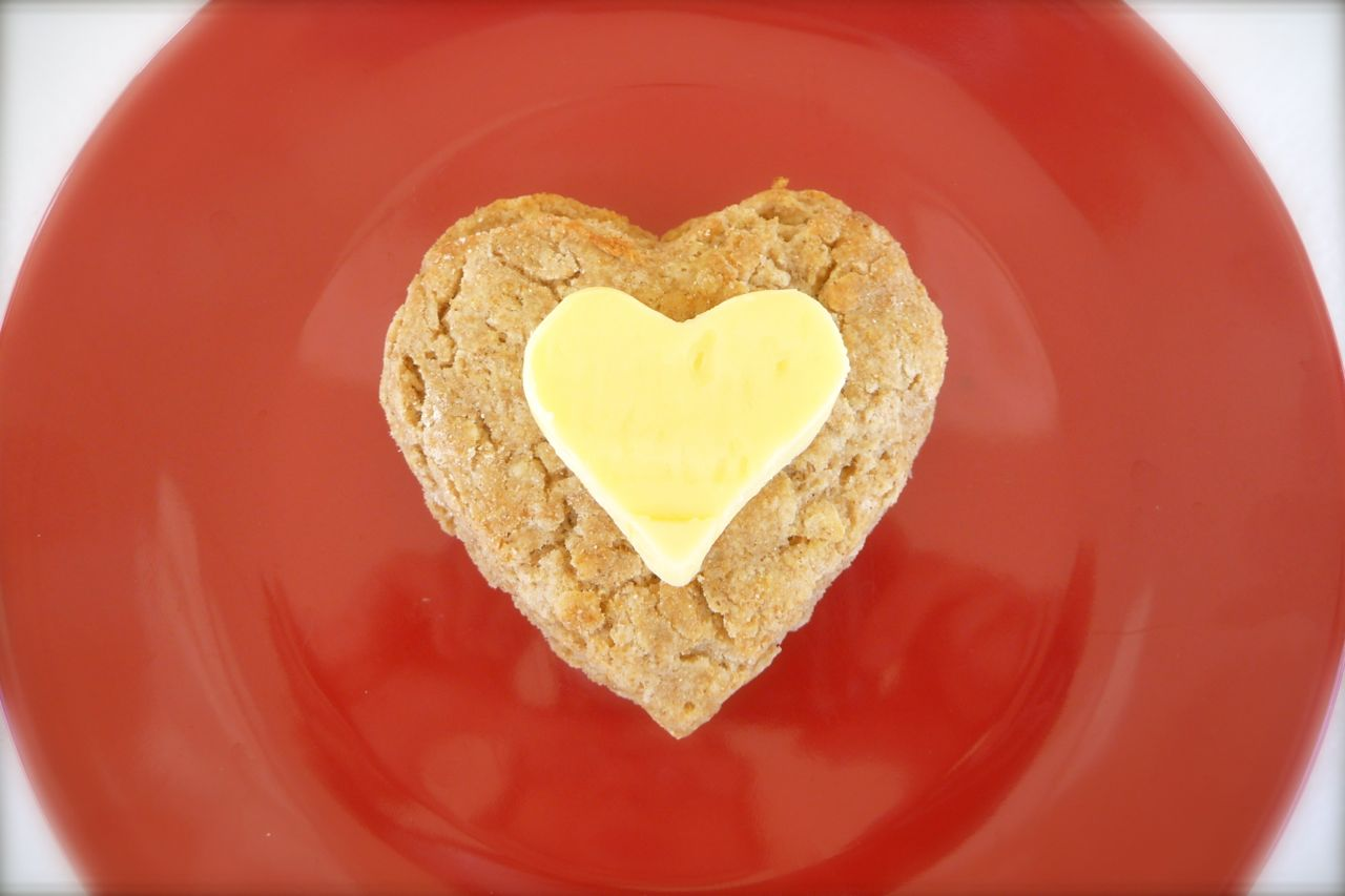 Honey Butter Biscuits made with LOVE!