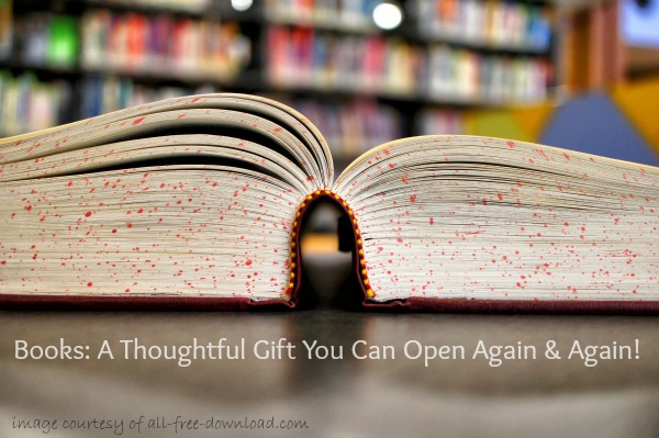 A Thoughtful Gift You Can Open Again & Again