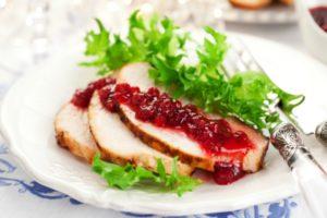 Simple Thanksgiving Menu