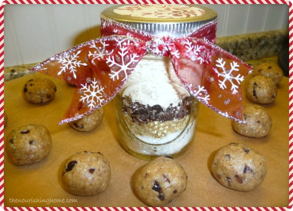 Cookie Bites Gift-in-a-Jar