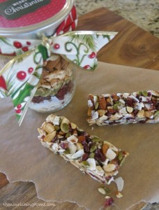 Fruit & Nut Bars-in-a-Jar