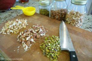 Rough Chopped Nuts