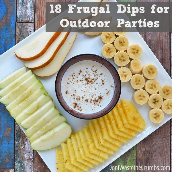 Frugal Dips