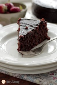 Grain Free Chocolate Cake CloseUp.jpg