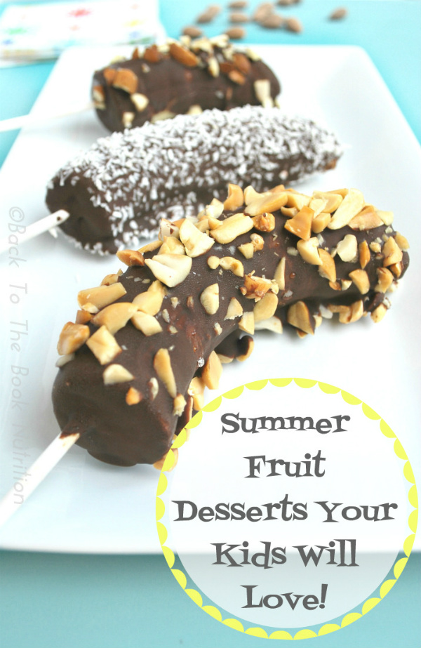 Summer Fruit Desserts Your Kids Will Love