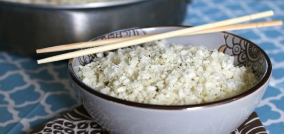 Cauli-Rice in Bowl