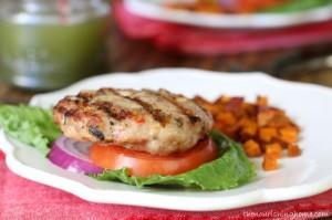 Southwestern Chicken Burgers 2