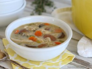 2 Creamy Turkey Soup CU