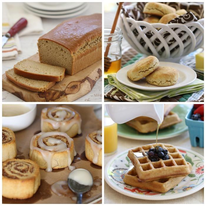 Everyday GF Baking Collage1