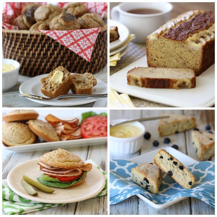 Everyday GF Baking Collage4