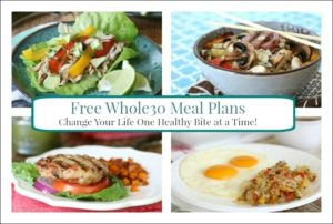 The Ultimate Whole30 Success Guide provides a wealth of FREE Whole30 recipes, meal plans, resources and support to make your Whole30 a whole lot easier!