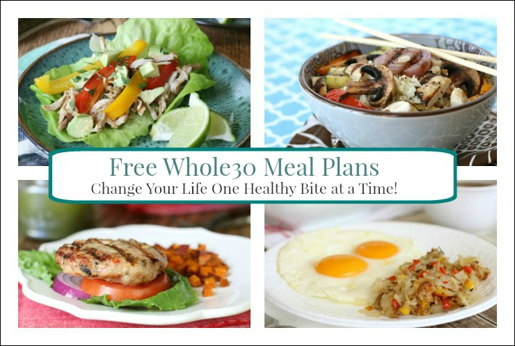 Free Whole30 Meal Plans: Make Your 30Day Journey Delicious!