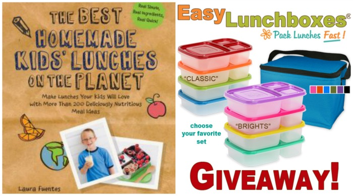 Healthy Lunches Giveaway