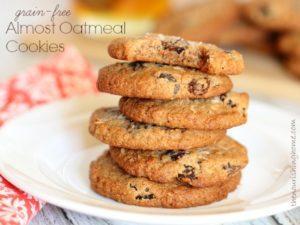 Almost-Oatmeal-Cookies-grain-free