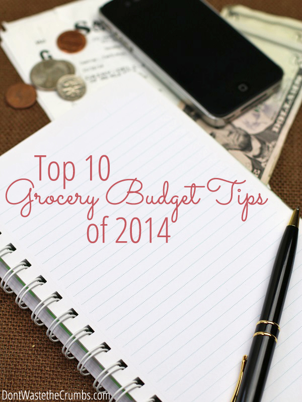Best Grocery Budget Tips 2014