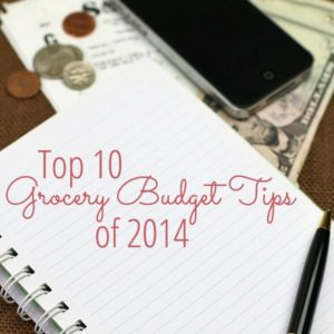 Best-Grocery-Budget-Tips