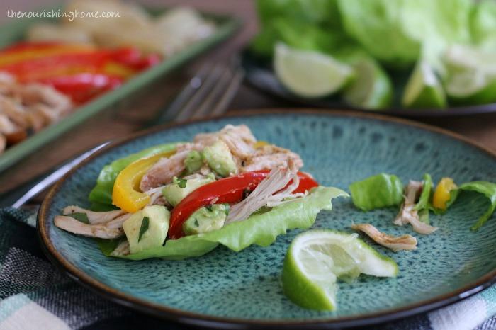 Slow Cooker Chicken Verde Eaten