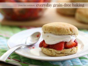 Strawberry Shortcake Biscuits Horiz