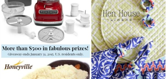 Ultimate GF Baking Giveaway (Enter for a chance to WIN $500 in fabulous prizes)