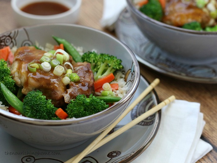 Slow Cooker Teriyaki Chicken (Soy-Free)