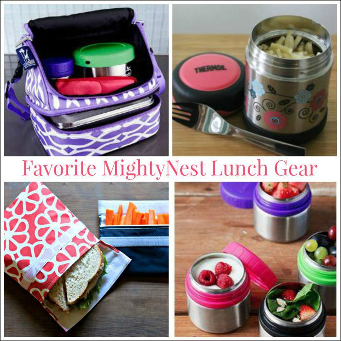 Mighty Nest Lunch Gear