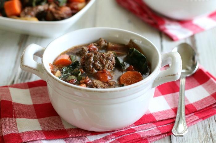 Italian Ragu Soup