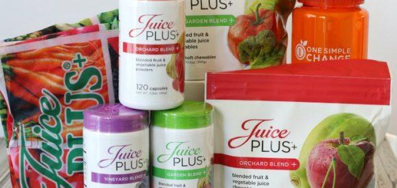 Juice Plus Giveaway Horiz